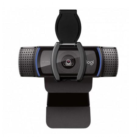 Câmera webcam HD PRO 1080p C920S - Logitech