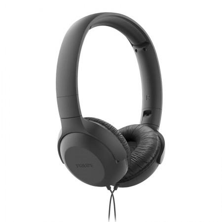 Fone de ouvido com microfone preto - TAUH201BK - Philips