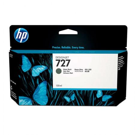 Cartucho HP (727) B3P22A - preto fosco 130ml