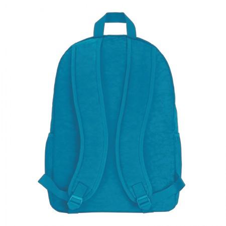 Mochila escolar grande sem roda - 315915 - Académie Turquesa - Tilibra