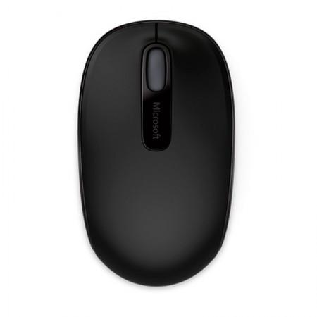 Mouse sem fio óptico U7Z-00008 preto - Wireless Mobile 1850 - Microsoft
