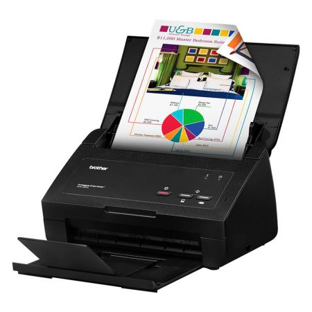 Scanner de mesa - ADS-2000E - Brother