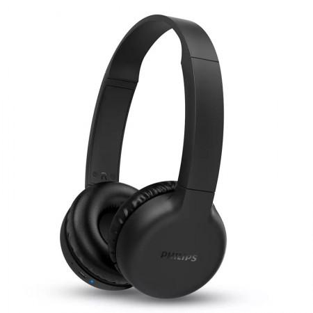 Fone de ouvido bluetooth wireless - TAH1205BK - preto - Philips