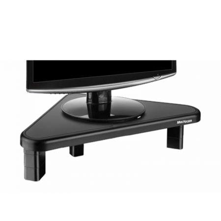 Suporte para monitor triangular 4 níveis preto AC124 - Multilaser