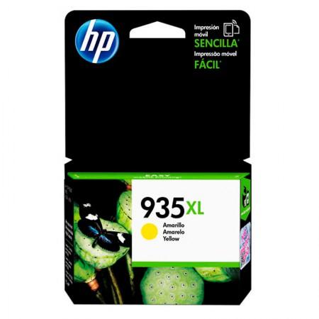 Cartucho HP Original (935XL) C2P26AL - amarelo rendimento 825 páginas