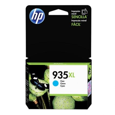 Cartucho HP Original (935XL) C2P24AL - ciano rendimento 825 páginas
