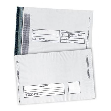 Envelope plástico com lacre de segurança - ES 04 - Humaita