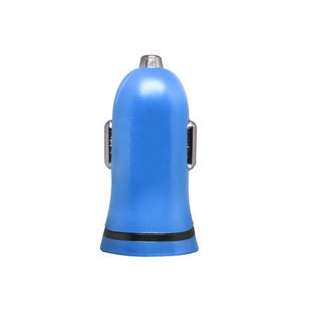Carregador veicular - 1 saída usb - I2GCAR012 - Colorido - Azul - I2GO