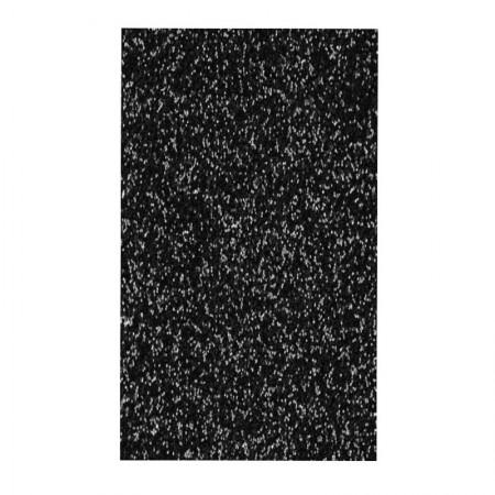 Placa de EVA 40x60cm - com glitter preto - Seller