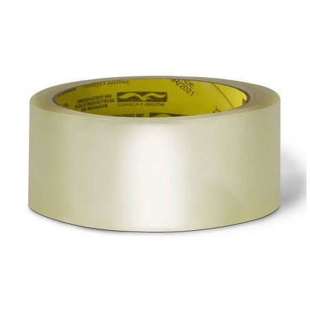 Fita para embalagem transparente - 45mm x 100m - 5802 - 3M