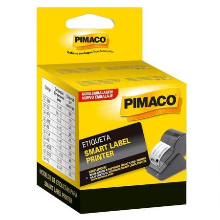 Etiqueta Smart Label SLP-2RLE - com 380 etiquetas - Pimaco