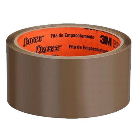 Fita para embalagem marrom - 45mm x 40m - 4802 - 3M
