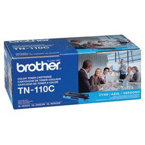 Toner Brother TN110C - ciano 1500 páginas