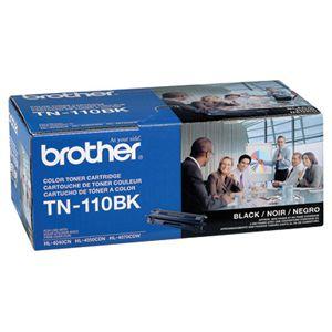 Toner Brother TN110BK - preto 2500 páginas
