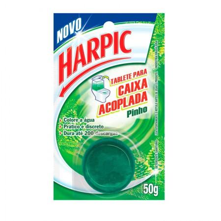 Harpic para caixa acoplada 50 grs Pinho - Reckitt Benckiser