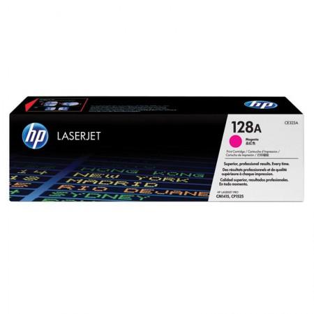 Toner HP Original (128A) CE323AB - magenta 1300 páginas