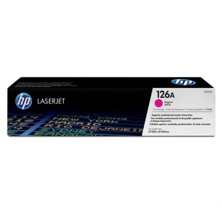 Toner HP Original (126A) CE313A - magenta 1000 páginas
