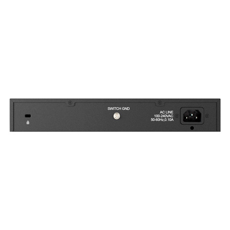 Switch 24 portas DES-1024D - D-Link