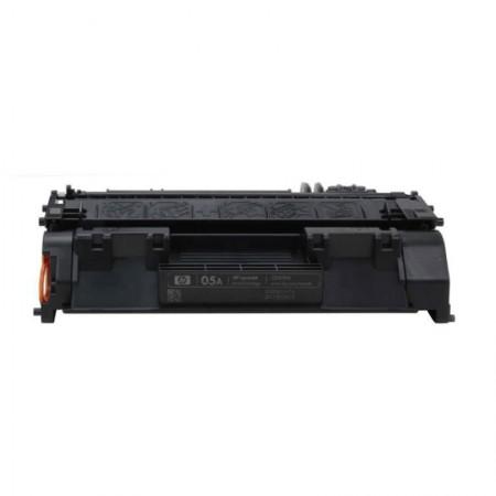 Toner HP Original (05A) CE505AC - preto 2300 páginas