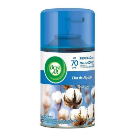 Bom ar Air Wick Freshmatic flor de algodão - refil 250ml - Reckitt Benckiser