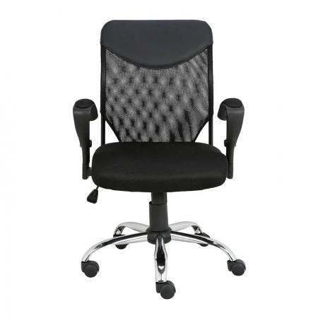 Cadeira life giratória preta GA203 - Multilaser