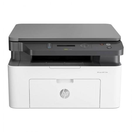 Impressora Multifuncional LaserJet (4ZB83A) MFP 135W - HP