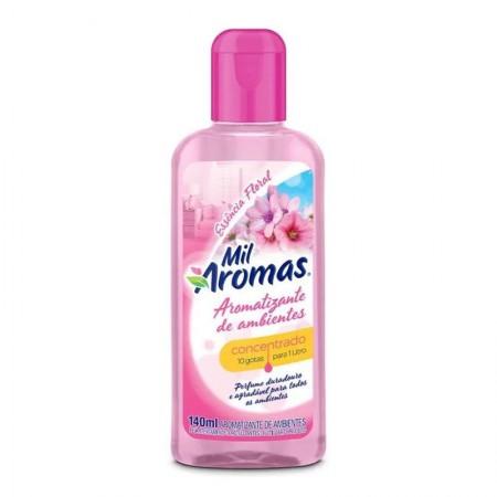 Aromatizante de ambiente Floral 140ml - Mil Aromas
