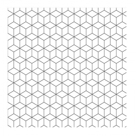 Adesivo Geométrico Dimension - rolo com 2 metros - 270105C/2 - Contact