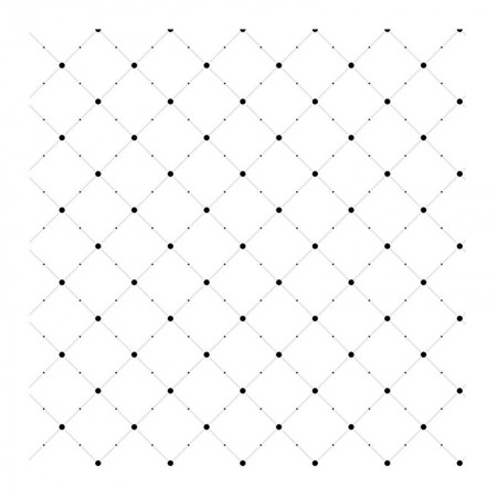 Adesivo Geométrico Dots - rolo com 2 metros - 270100C/2 - Contact