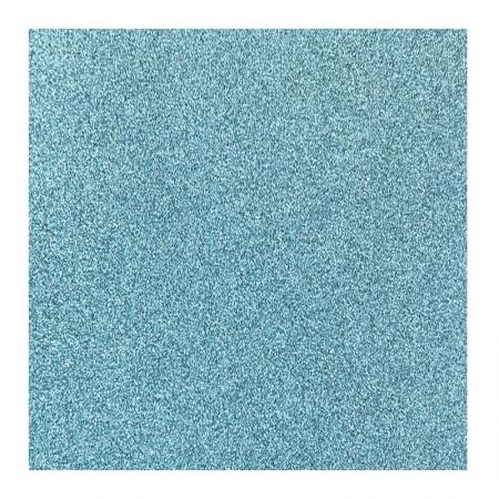 Adesivo Glitter Sky Blue - rolo com 2 metros - 270185C/2 - Contact