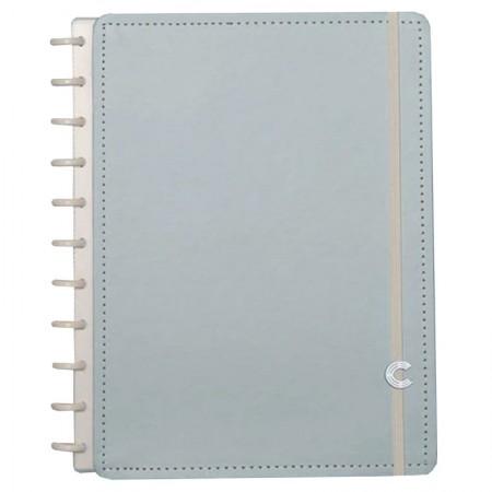 Caderno inteligente grande Azul Pastel - CIGD4079