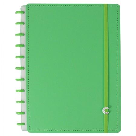 Caderno inteligente grande All Green - CIGD4087