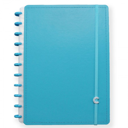 Caderno inteligente grande All Blue - CIGD4093