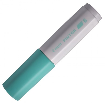 Pincel marcador Pintor ponta grossa 8.0mm - verde pastel - Pilot