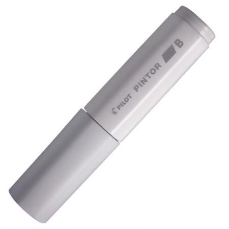 Pincel marcador Pintor ponta grossa 8.0mm - branco - Pilot
