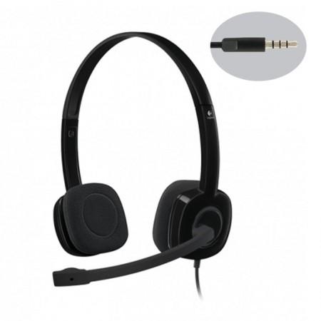 Headset P3 H151 Store 981-000587 - Logitech