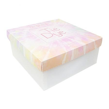 Caixa organizadora pequena magica Tie Dye sem camiseta - 7301.TD - Dello