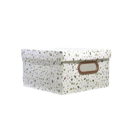 Caixa organizadora pequena granilite verde - 2310.02 - Dello