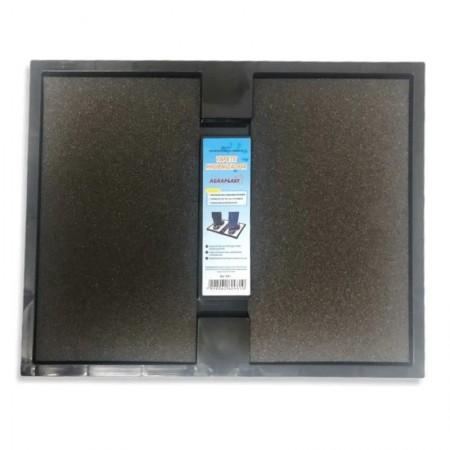 Tapete higienizador com espuma 40x50cm - 981 - Agraplast