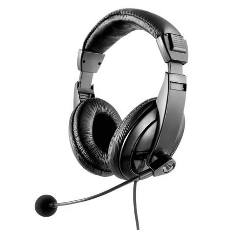 Headset profissional giant preto P2 - PH049 - Multilaser