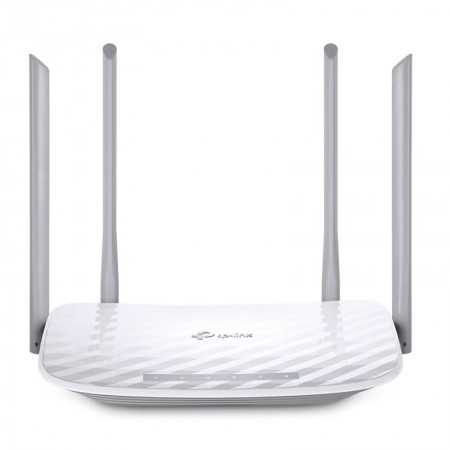 Roteador wireless 5 portas Dual Band AC1200 867mbps Archer C50 - TP-Link
