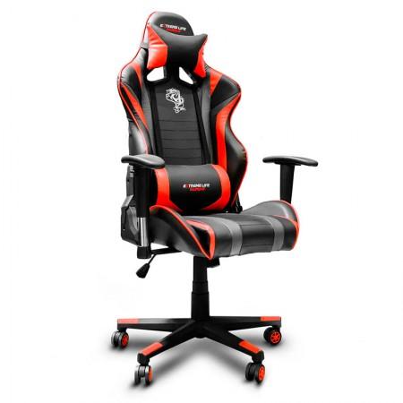 Cadeira Gamer Black Hawk vermelho/preto CH05BKRD Elg