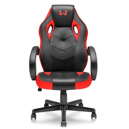Cadeira high back giratória preta GA199 - Multilaser