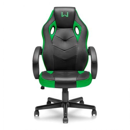 Cadeira black task giratória preta GA180 - Multilaser