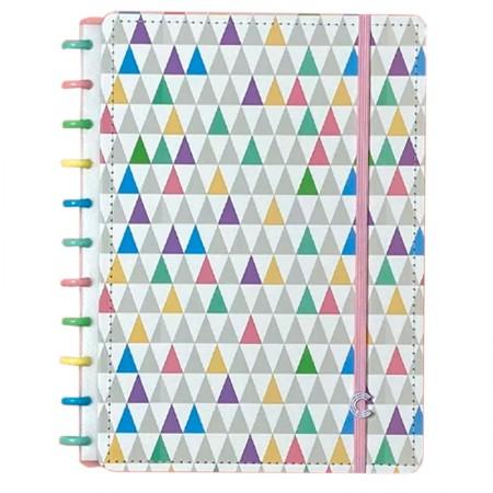 Caderno inteligente grande Tutti - CIGD4071