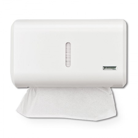 Toalheiro compacto urban Branco para papel toalha C19820 - Premisse