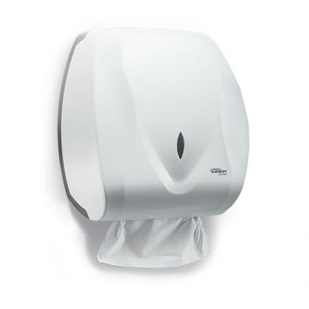 Toalheiro velox branco para papel toalha interfolhas C19533 - Premisse
