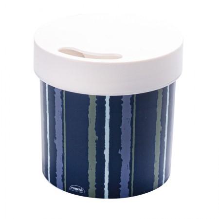 Porta lenço de papel higiênico Xadrez - 13143 - Plasutil