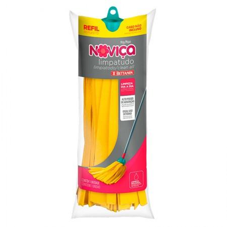 Mop Noviça refil esfregão limpatudo - 138R - Bettanin
