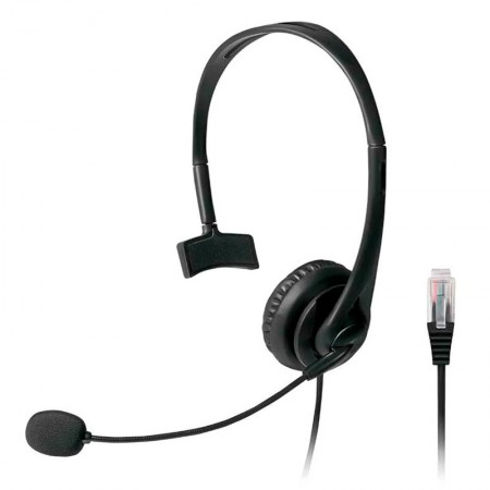 Headset conector RJ09 - PH251 - Multilaser